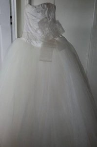 Vera Wang Princess Ball Gown Wedding Dress