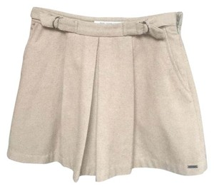 Pepe Jeans Mini Skirt camel