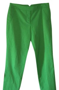 Trina Turk Capri/Cropped Pants Green