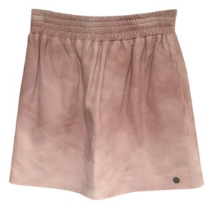Pepe Jeans Mini Skirt pink