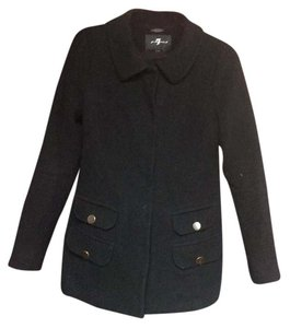 7 For All Mankind Pea Coat