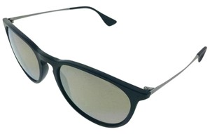 Ray-Ban RB4171-601-5A Erika Unisex Black frame Brown Lens Genuine Sunglasses