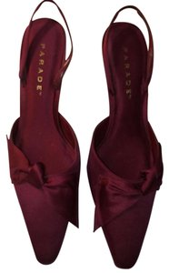 Other Maroon color Pumps