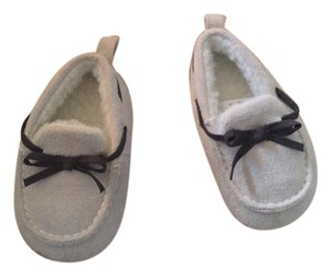 Carter's #baby #baby #loafers #boat #carter's Gray Flats