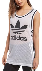 adidas Top White, Black
