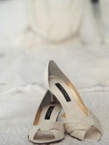 Nina Ivory Heels (2 Inches) Wedding Shoes