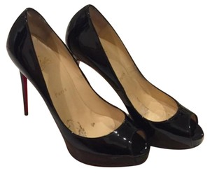 Christian Louboutin Louboutin High Heels Sexy Black Pumps