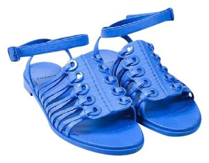 Givenchy cobalt blue Sandals