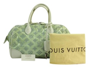 Louis Vuitton Vernis Bouclettes Tuffetage Limited Edition Runway Satchel