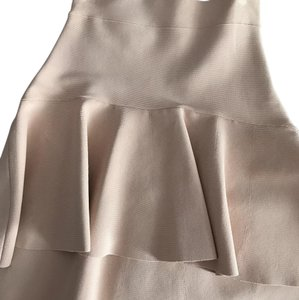 BCBGMAXAZRIA Mini Skirt blush pink