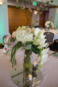 Wedding Centerpieces Archway And More!