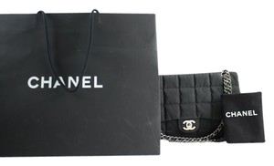 Chanel Classic Flap Quilted Nylon Maxi Shoulder Bag