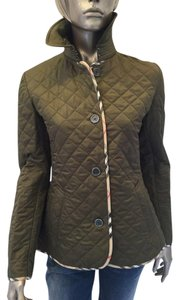 Burberry Dark Green Jacket