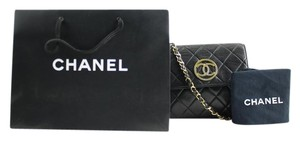 Chanel Classic Flap Mini Cross Body Square Rare Shoulder Bag