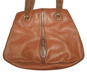 Mark Cross Vintage Designer Hobo Bag