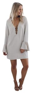 Other short dress Tunic Bell Sleeves Night Out on Tradesy