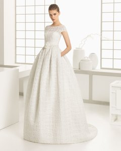 Rosa Clar Desmond Wedding Dress