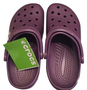 Crocs Purple Sandals