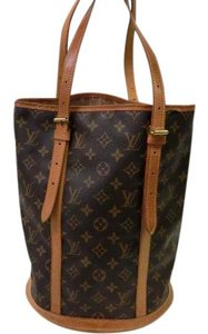 Louis Vuitton Lv France Iconic Tote in Brown Monogram