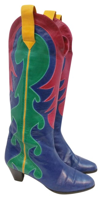 Item - For Amen Wardy Soft and Supple Leather Boots/Booties Size US 6.5 Regular (M, B)