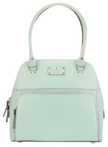 Kate Spade Tote Satchel in Mint Mojito | Light Blue/Green