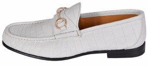 Gucci Men's Loafers Loafers Men's Loafers Loafers White Flats