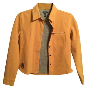 American Eagle Outfitters Yellow Jacket