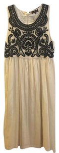 Anthropologie Vineet Bahl Embroidery Tulle Dress