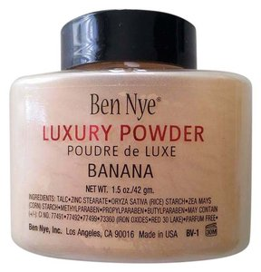 Ben Nye Ben Nye Banana Luxury Face Powder Makeup Kim Kardashian Contour 1.5 oz