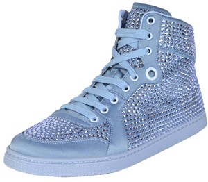 Gucci Sneakers Sneakers High Top Sneakers High Tops blue Athletic