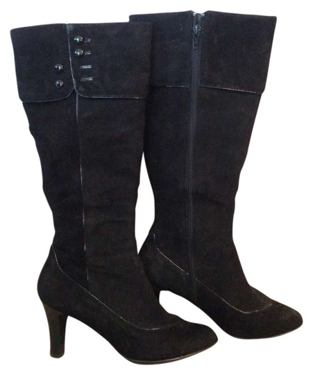 Preload https://item1.tradesy.com/images/eurosoft-by-sofft-black-bootsbooties-size-us-75-205995-0-0.jpg?width=440&height=440