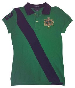 Ralph Lauren Top green & blue