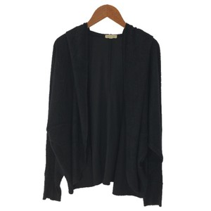 Urban Outfitters Longsleeve Hooded Rayon Polyester Cardigan