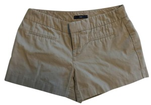 Gap 00 Kahki Mini/Short Shorts Beige