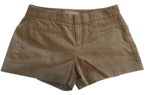 Gap Oxford 00 Mini/Short Shorts Dark Tan