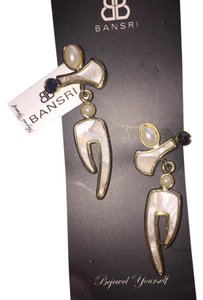 Bansri Bansri statement geometric earrings new