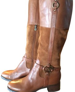 Etienne Aigner Saddle brown Boots