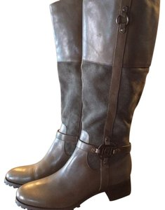 Etienne Aigner Grey Boots
