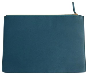 mark and graham turquoise Clutch