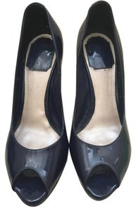 Dior Navy Pumps