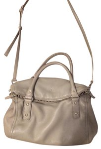 Kate Spade Leather Silver Hardware Cross Body Bag