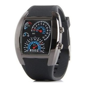 Other Mens Digital Sports Dress Watch Free Shipping