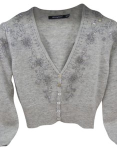 French Atmosphere Deco Elements Cardigan