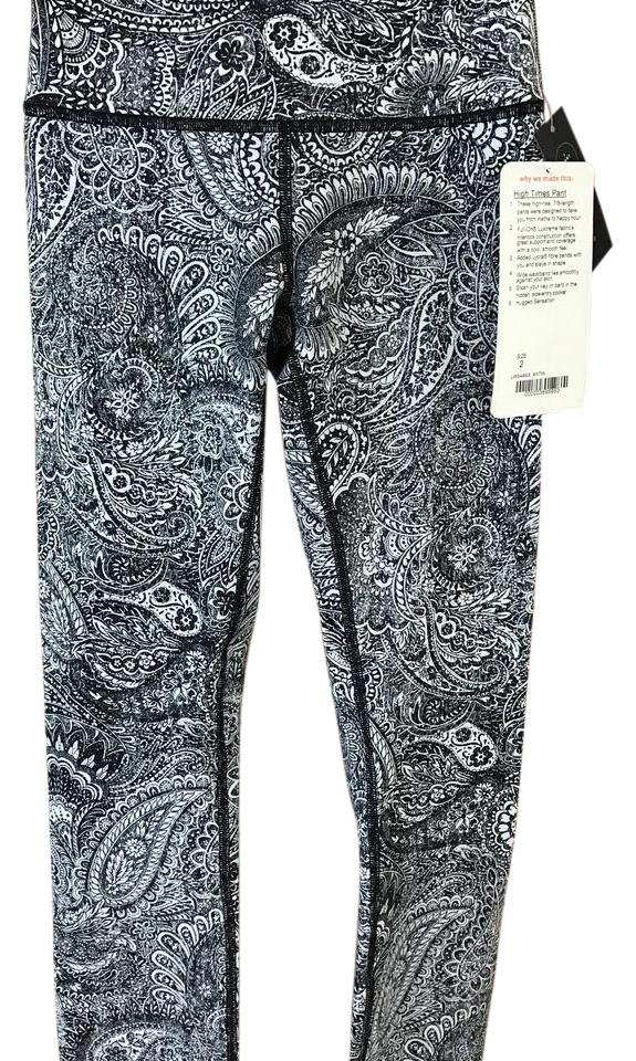 7c5633178c Lululemon Antique Paisley High Times Pant Activewear Bottoms Size 2 ...