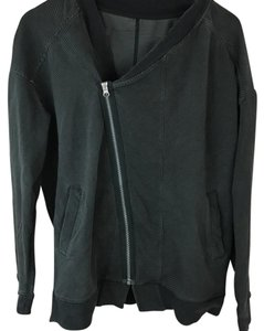 Lululemon Guc lululemon jacket black gray 8