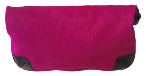 Club Monaco Fuschia Clutch