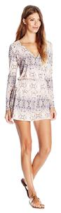 BCBGeneration Lace Long Sleeve Dress