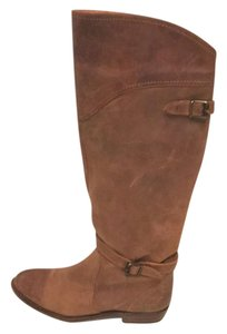 Frye Leather Casual Brown Boots