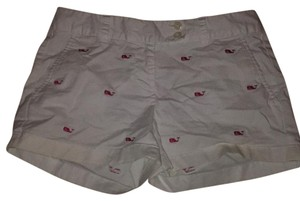 Vineyard Vines Mini/Short Shorts white