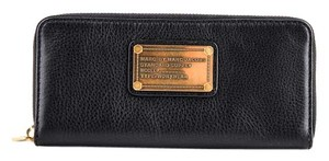 Marc Jacobs * Marc Jacobs Slim Zip Around Wallet